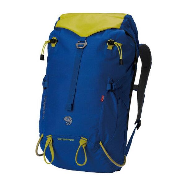正規品 Mountain Hardwear(マウンテンハードウェア) スクランブラー30 OD/Azul437/R OU6675バックパック デイパック バッグ アウトドアギア