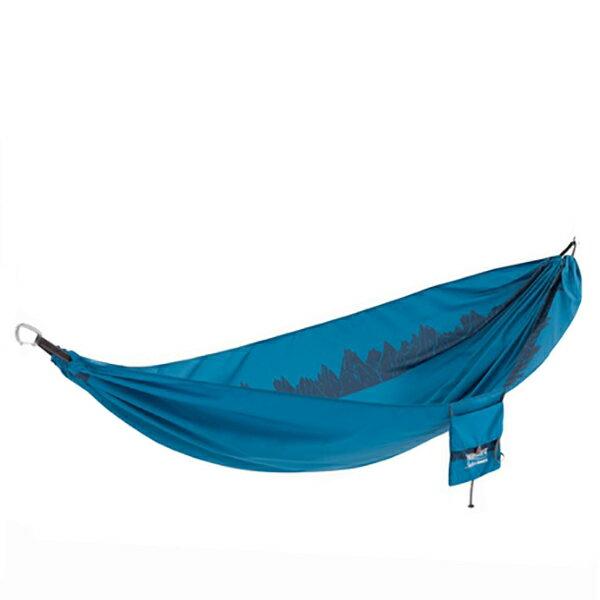 thermarest(サーマレスト) スラッカーハンモック/セレスチャル/ダブル 30314ブルー アウトドア用寝具 アウトドア アウトドア ハンモック ハンモック アウトドアギア