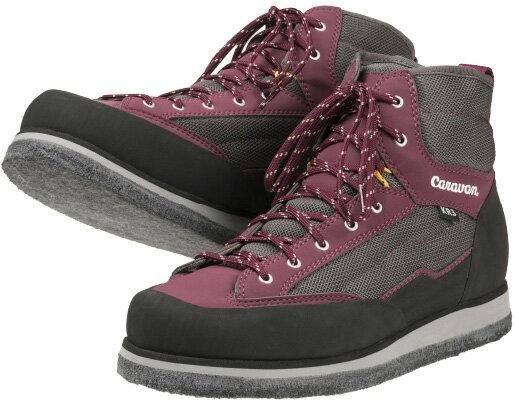 Caravan(キャラバン) KR_3F/241/225 35011ブーツ 靴 トレッキング アウトドアスポーツシューズ ウォーターシューズ アウトドアギア