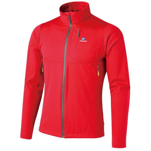 finetrack(ファイントラック) スピアラップジャケット Ms FR S FAM0601ジャケット ウエア アウトドア ジャケット男性用 アウトドアウェア