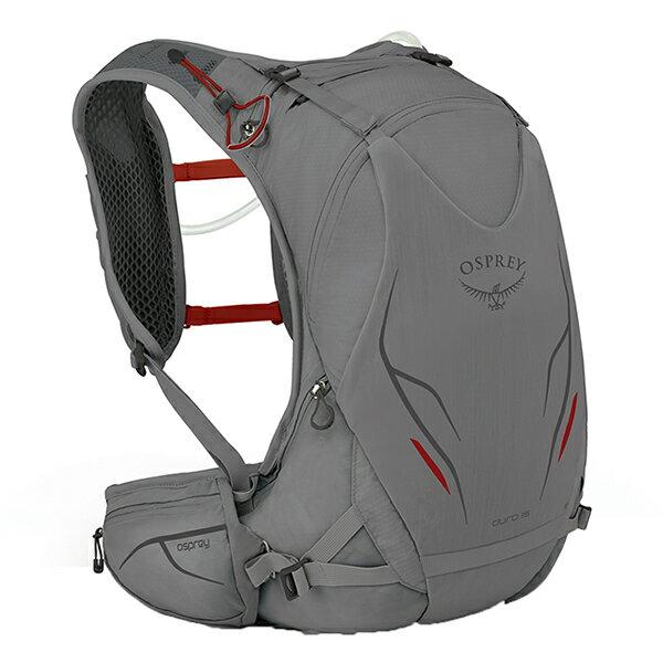 OSPREY(オスプレー) デューロ15/シルバースコール/S/M OS56010シルバー スポーツバッグ アクセサリー スポーツウェア トレラン用パック アウトドアギア
