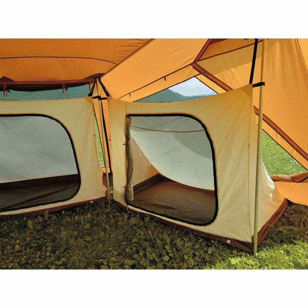 snow peak(スノーピーク) ランドベース6 インナールーム TP-606IRテントアクセサリー タープ テント テントオプション アウトドアギア