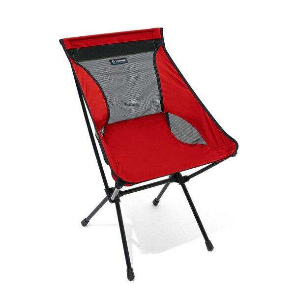Helinox(ヘリノックス) HN.キャンプチェア/RD 1822156レッド イス レジャーシート テーブル チェア フォールディングチェア アウトドアギア