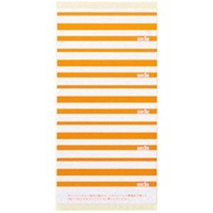 (業務用200セット) セキセイ 個別フォルダー用ラベル CL-1 橙 ×200セット