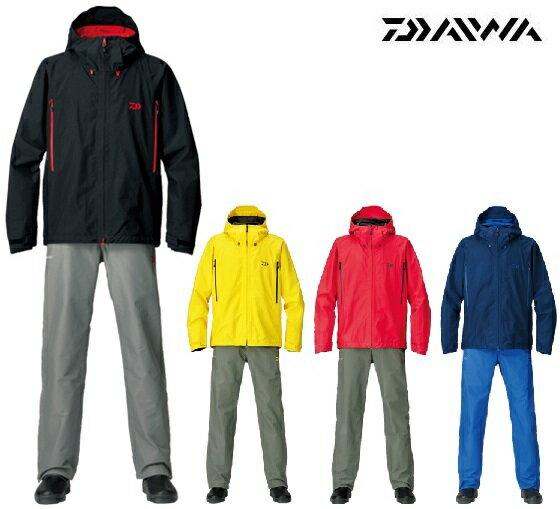 ダイワ(Daiwa) DR-1607 ゴアテックス プロダクト レインスーツ (お取り寄せ)