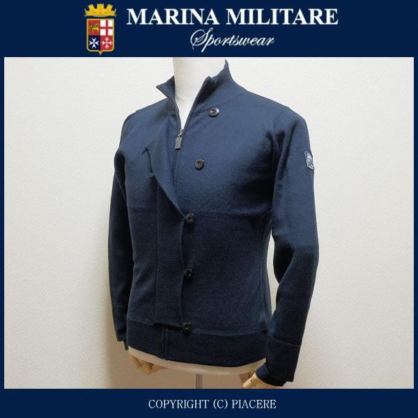 マリーナミリターレ ニットジャケット MWK072 04 送料無料 新品 セール
