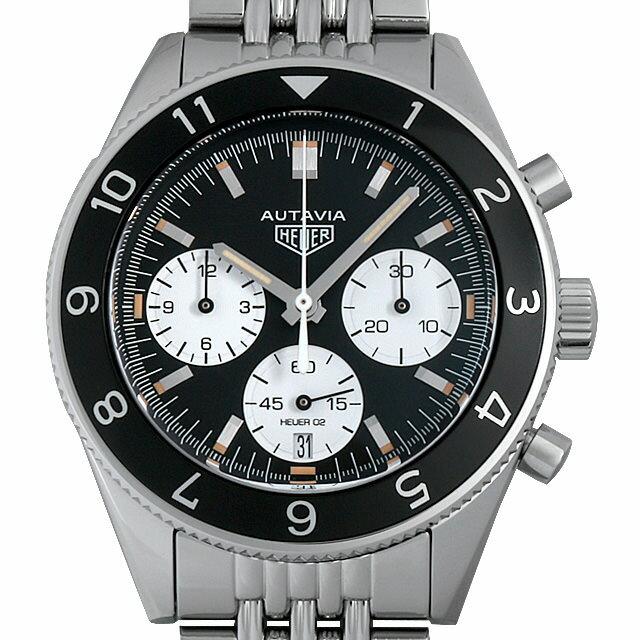 タグホイヤー ヘリテージ キャリバー ホイヤー02 クロノグラフ CBE2110.BA0687 メンズ(0671THAN0183)【新品】【腕時計】【送料無料】