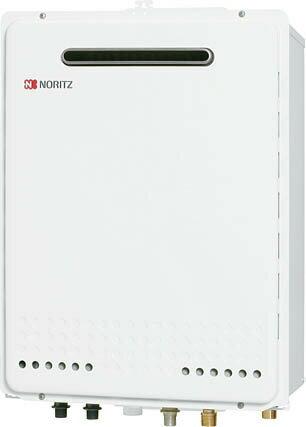 ノーリツ 給湯器 ユコアGTシリーズ オート 屋外壁掛型 設置フリー型 GT-2450SAWX BL