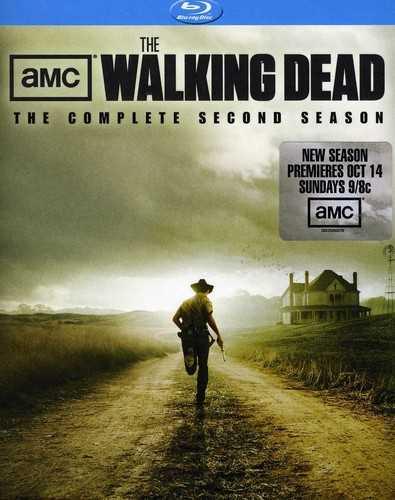 新品北米版Blu-ray!【ウォーキング・デッド:シーズン2】 The Walking Dead: The Complete Second Season [Blu-ray]!
