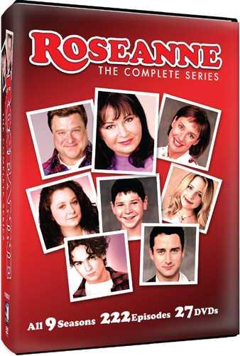 新品北米版DVD!Roseanne - The Complete Series!