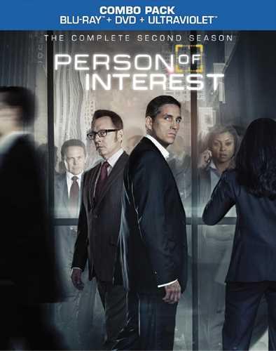 新品北米版Blu-ray!【パーソン・オブ・インタレスト 〈セカンド・シーズン〉】全23話!Person of Interest: Season Two [Blu-ray]