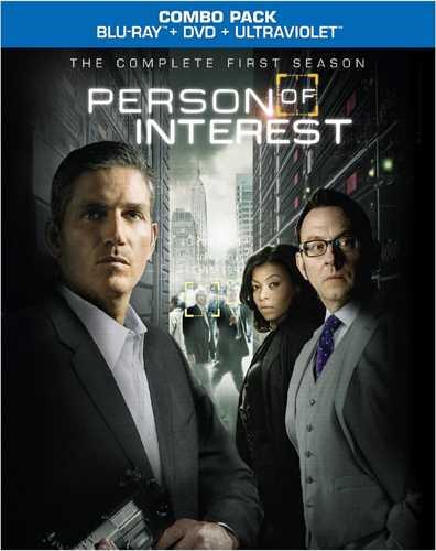新品北米版Blu-ray!【パーソン・オブ・インタレスト 〈ファースト・シーズン〉】全23話!Person of Interest: Season One [Blu-ray]