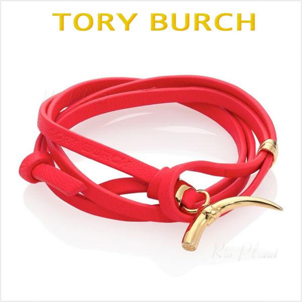 トリーバーチ ブレスレットレディース ブランド アクセサリー ファッション ジュエリー WRAPPED-HORN 楽天 新作 人気 女性 プレゼント Tory Burch 正規品
