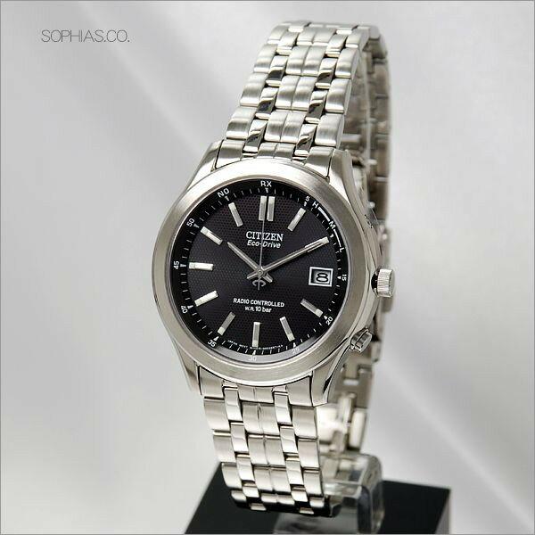 シチズン コレクション FRD59-2391 エコ・ドライブ 電波時計 メンズ腕時計 【長期保証5年付】