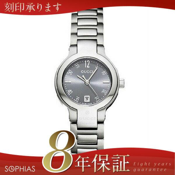 グッチ 腕時計 YA089505 GUCCI クオーツ グレー レディース  【長期保証8年付】