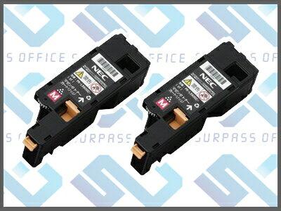 NEC純正PR-L5600C-17(M)(2本入)カラーマルチライター5600C/5650C/5650F