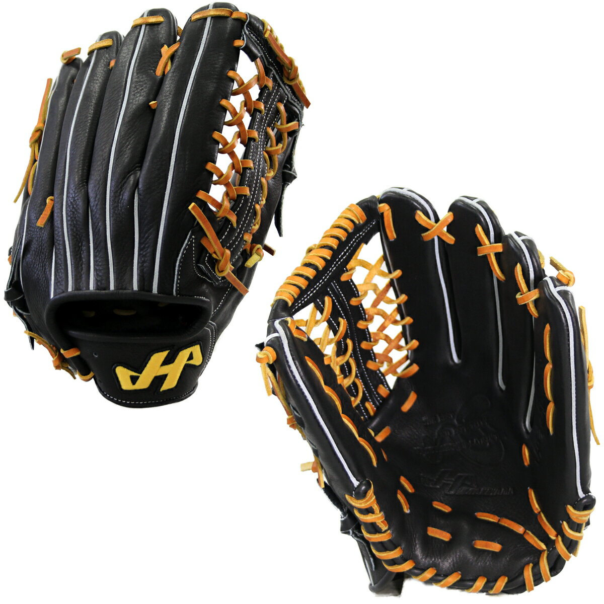 【あす楽対応】 ハタケヤマ 限定 和牛 軟式 グラブ 外野手用 WN-1781 軟式用 グローブ 野球用品 スワロースポーツ