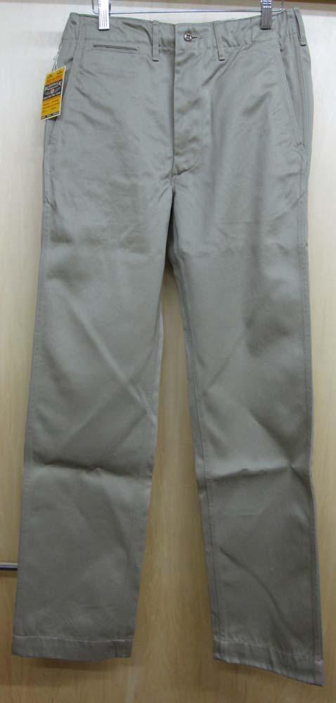 バズリクソンズ(BUZZ RICKSON'S) BR40025A Chino -Khaki
