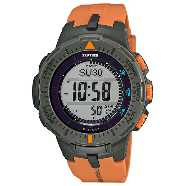 PRO TREK プロトレック 腕時計 トリプルセンサーVer.3  PRG-300-4JF 国内正規品 メンズ
