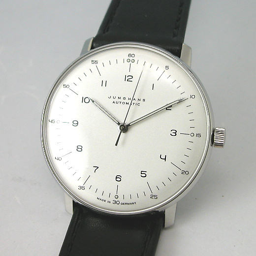 マックス・ビルBYユンハンス JUNGHANS 自動巻腕時計027 3500 00国内正規品