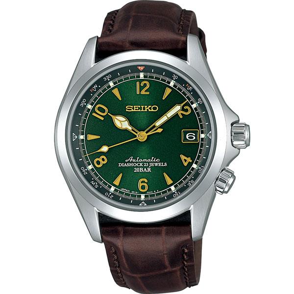 SEIKO セイコー 腕時計 自動巻 アルピニスト SARB017 メカニカルメンズウォッチ  国内正規品