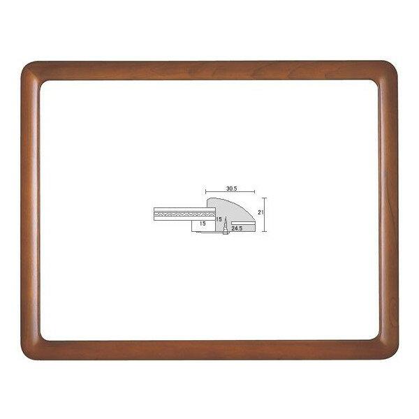 横長の額縁 D715 770×450mm 木製フレーム オーク -新品