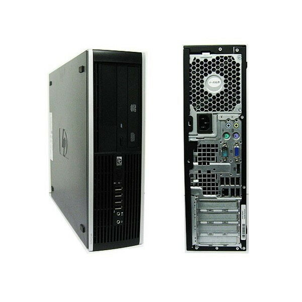 Office 2016付き/Windows7 Pro搭載 64BIT/HP Compaq 6000 Pro/Core2 Duo 2.93GHz/8GB/新品SSD 240GB/DVD/HDDリカバリ領域有り【中古パソコン】【即日発送】