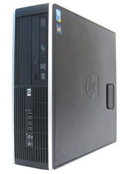 Windows7 Pro 32BIT搭載/HP Compaq 8200 Elite SF/Core i5-2400 3.10GHz/4GB/新品SSD 240GB/DVD/無線LAN/Office 2016付き【中古パソコン】【即日発送】