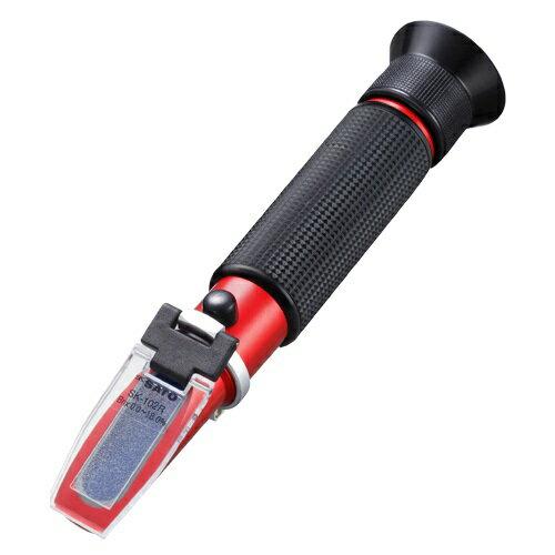 SATO 手持屈折計 SK-102R 自動温度補正付