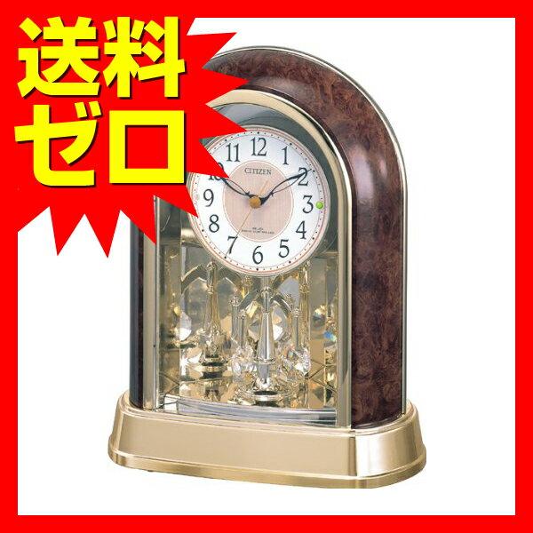 シチズン 電波置時計 4RY656‐023 おしゃれ かわいい|1805SDTT^