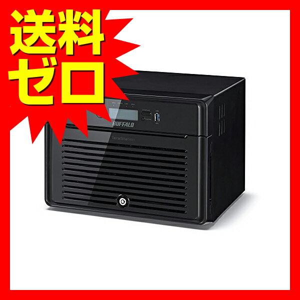 バッファロー iBUFFALO?テラステーション 管理者・RAID機能 8ドライブNAS 48TB ☆TS5800DN4808★【送料無料】 |1803BFTT^