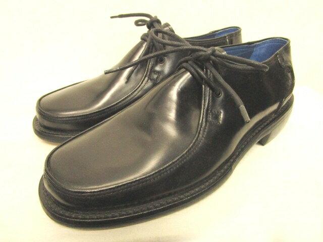 オリバースウィーニー OLIVER SWEENEY ビジネスシューズ レザー 革靴 黒 ブラック 8 IBS 1215 メンズ 【中古】【ベクトル 古着】 171215 ブランド古着ベクトルプレミアム店