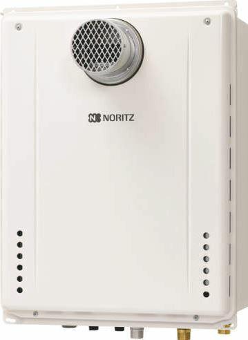 【送料無料】 ノーリツ エコジョーズ ガスふろ給湯器24号 GT-C246AWX-T BL 都市ガス・LPG選択可能 スタンダード(フルオート) PS扉内設置形
