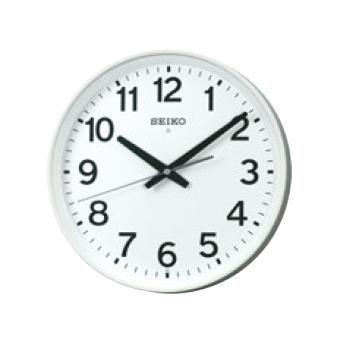 セイコー 掛時計 オフィスクロック KX317W�掛�時計】�電波時計】�時計】