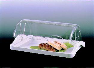 スナックケース(一段)【製菓用品 製菓道具】【お菓子入れ】【スナック器】【業務用厨房機器厨房用品専門店】