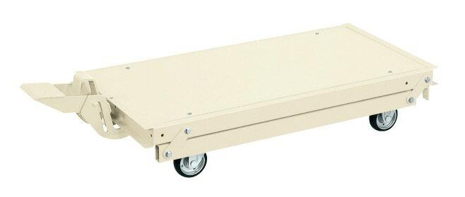 作業台オプションペダル昇降台車 KTW-187DPSI【代引き不可】