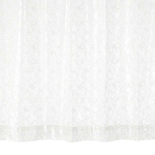 オーダーカーテン レースカーテン 幅150cm×丈163~198cm2枚 ラムール 納期10日程度02P30May15