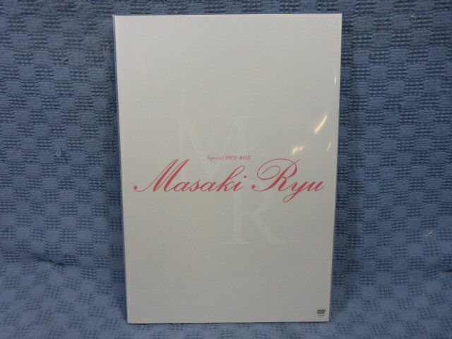 【中古】DVD/宝塚歌劇「 龍真咲 / Masaki Ryu Special DVD-BOX 」