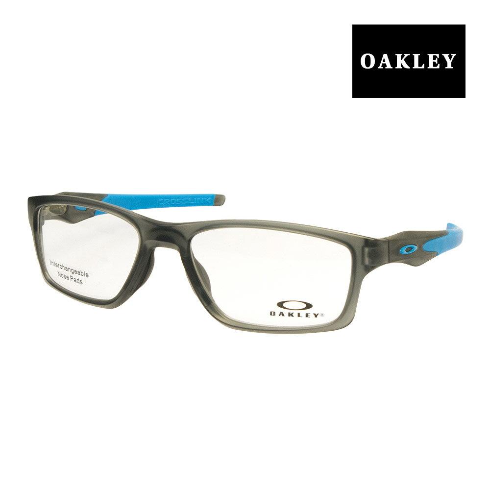 オークリー メガネ OAKLEY CROSSLINK MNP クロスリンク スタンダードフィット ox8090-0255