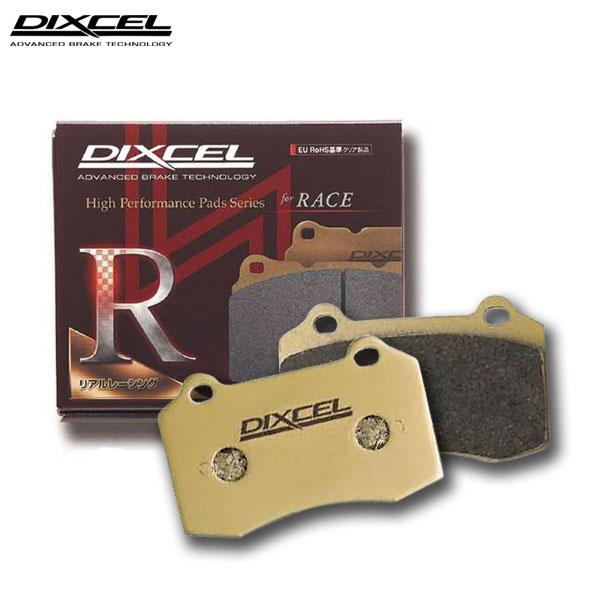 [DIXCEL] ディクセル ブレーキパッド R01タイプ フロント用 ポルシェ【カイエン (955) TURBO 4.5 V8 9PA50A 02/09~06/12 450ps車】 送料無料(沖縄・離島・同梱時は送料別途)