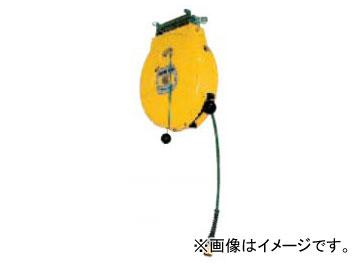 日平機器/NIPPEI KIKI タフティーエアーリール 6.4mmx10m(ブレーキ付) HAP-210JTS