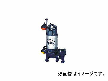 寺田ポンプ製作所/TERADAPUMP 汚物混入水用水中ポンプ 自動 60Hz PXA250 60HZ(2273713) JAN:4975567665015