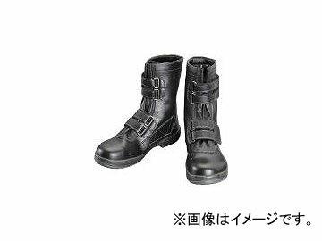 【非常に安い 】 シモン/SIMON 安全靴 長編上靴マジック式 SS38黒 29.0cm SS3829.0(3683192) JAN:4957520145918