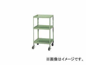 ダイシン工業/DAISHINKOGYO ツールワゴン グリーン MTKW