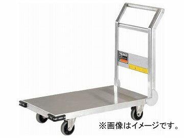 トラスコ中山/TRUSCO ステンレス鋼板製運搬車 固定式 800×450 SHS3(3372758) JAN:4989999015324