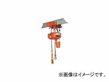 象印チェンブロック/ELEPHANT FA型電気トロリ式電気チェーンブロック0.5t FAM00560