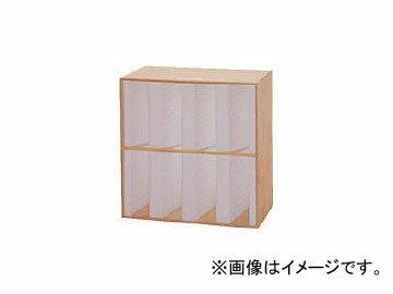日本バイリーン/VILENE エコアルファ 305×610×290mm VZ95M28V(4426118)