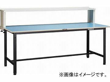 トラスコ中山/TRUSCO BE型軽量作業台 900X600 上棚付 BE0960YURB(4543491)