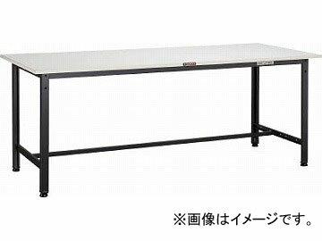 トラスコ中山/TRUSCO AE型作業台 1200X750XH740 DG色 AE1200DG(4542771)