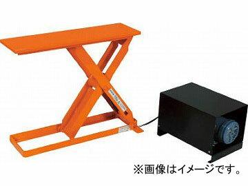 トラスコ中山 スリムリフト150kg 電動油圧式 700X200 HLE-15-2007(4644514) JAN:4989999676617